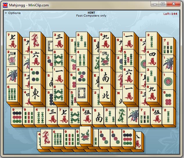 Mahjong Miniclip