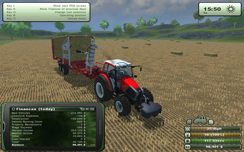 aba034ab8c8 V úlohe nadšeného farmára tu budete jazdiť v desiatkach rôznych  poľnohospodárskych strojov