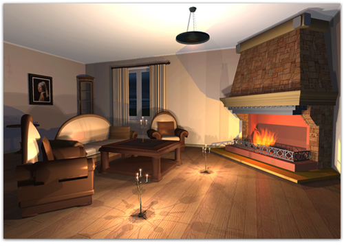 3d programy pre n vrh interi rov zadarmo. Black Bedroom Furniture Sets. Home Design Ideas
