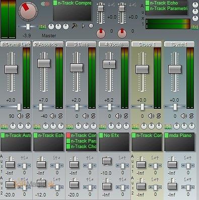 nahravacie studio program