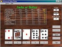 Advanced Video Poker