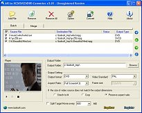 AVI to VCD/SVCD/DVD Converter