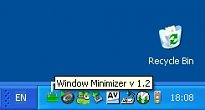 Window Minimizer