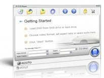 Apollo #1 DVD Ripper