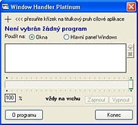 Window Handler Platinum