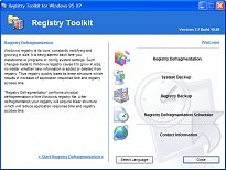 Registry Defragmentation