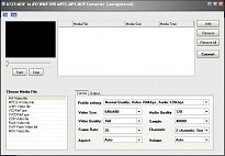 A123 MOV to AVI WMV DVD MPEG Converter