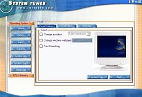 Free System Tuner
