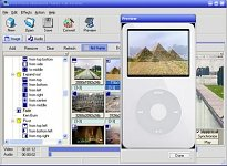 iPod Photo Slideshow Maker
