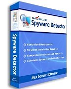 Max Secure Spyware Detector Enterprise