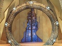 Stargate Atlantis screensaver