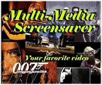 Multi Media Screensaver