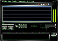 Okoker Audio Recorder Editor