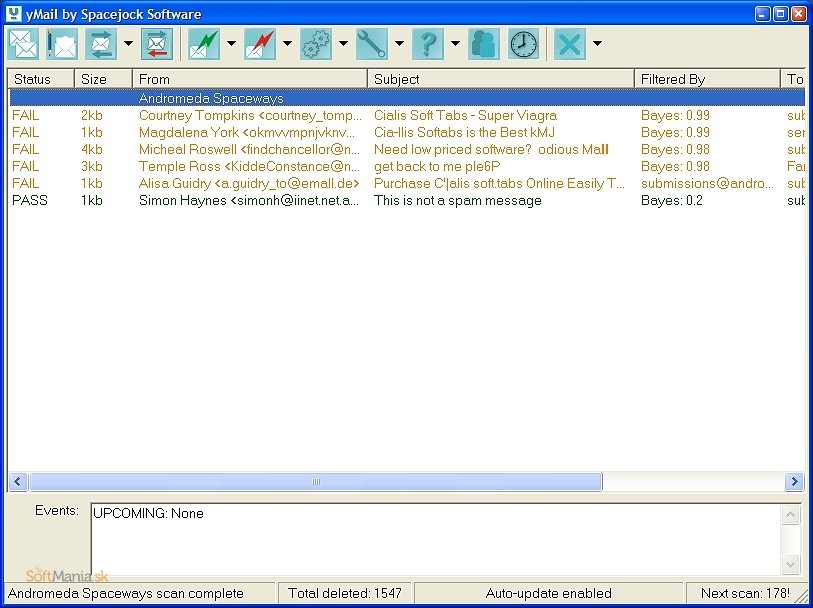 Stiahnuť yMail free download - softmania.sk