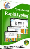 Rapid Typing Tutor