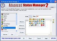 ICQ Advanced Status Manager