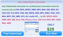 Any Video/Audio Converter