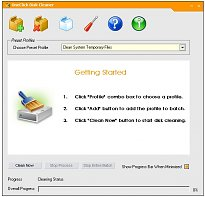 OneClick Disk Cleaner