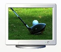 Golf Club Screensaver