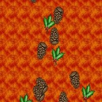 Pine Cones Screensaver