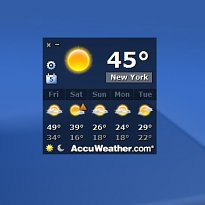 AccuWeather.com Stratus