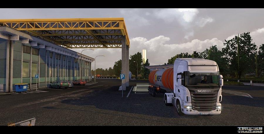 kamionove hry