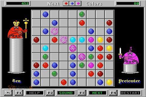 Игра lines (линии) скачать бесплатные игры для компьютера.