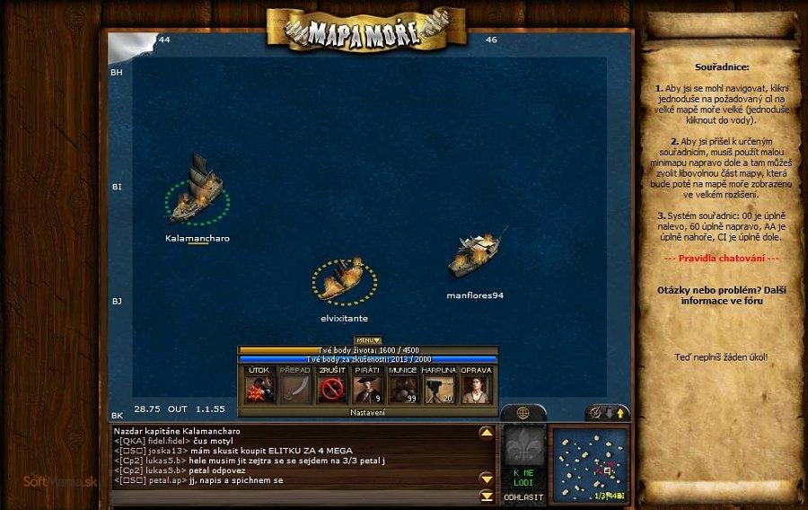 lodne bitky hry