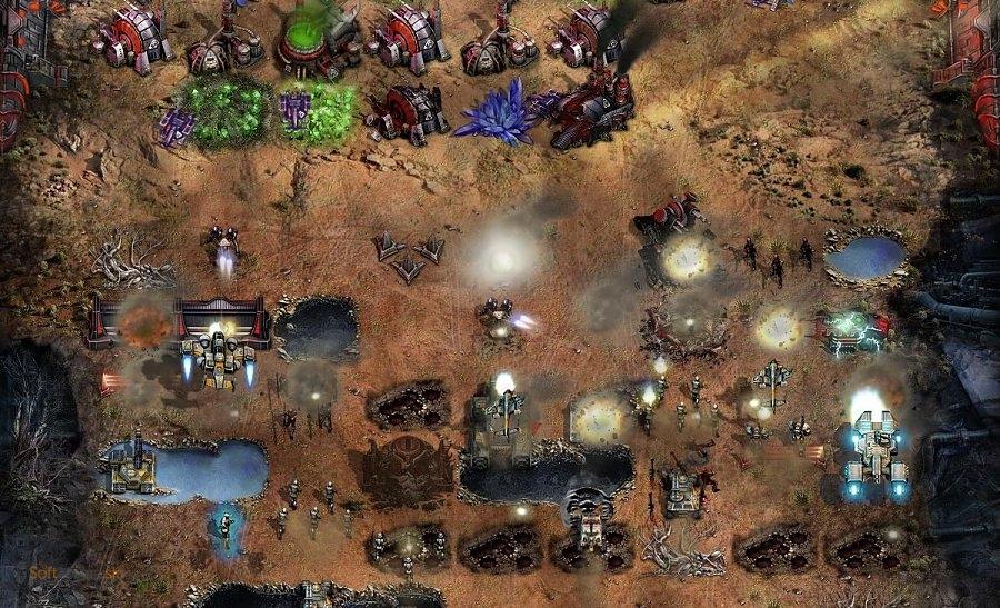 Как создать учетную запись в игре command conquer 4