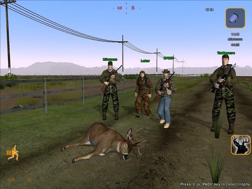 Deer Hunter 2005 Torrent Crackdown