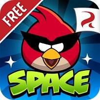 Angry Birds Space (mobilné)
