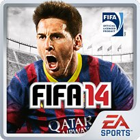 FIFA 14 by EA SPORTS (mobilné)