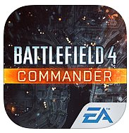 Battlefield 4 Tablet Commander (mobilné)