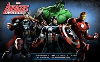 Thor, Hulk, Captain America, Iron Man