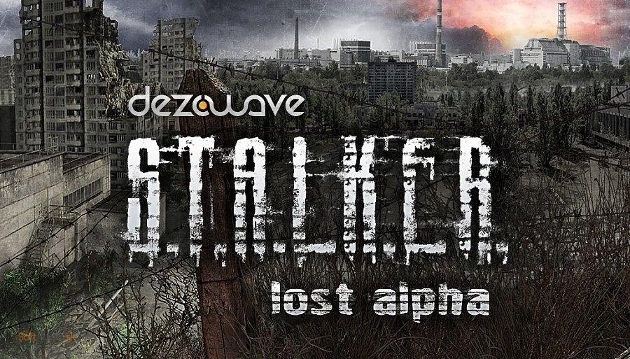 S.T.A.L.K.E.R - Lost Alpha Вертолет