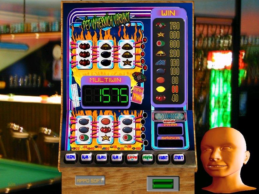 casino hry slots zadarmo