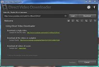 Direct Video Downloader