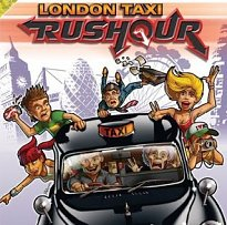 London Taxi Rushour