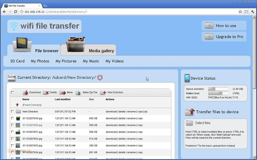 Wifi Transfer Apk Mania