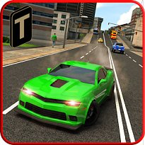 City Car Real Drive 3D (mobilné)