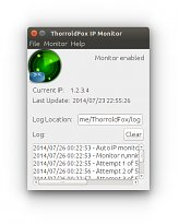 Thorroldfox IP Monitor