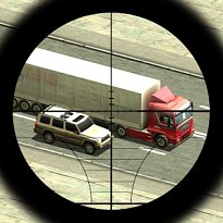 Sniper: Traffic Hunter (mobilné)