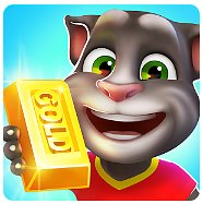 Talking Tom Gold Run (mobilné)