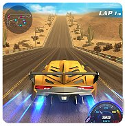 Drift car city traffic racer (mobilné)
