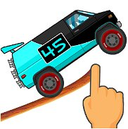 Road Draw – Hill Climb Race (mobilné)