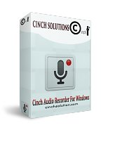 Cinch Audio Recorder