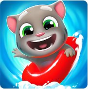 Talking Tom Pool (mobilné)