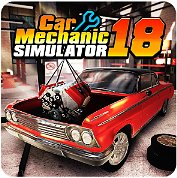 Car Mechanic Simulator 18 (mobilné)