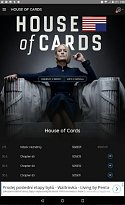 House of Cards profil