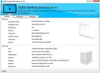 HiBit System Information
